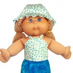 Cabbage Patch Hat Pattern | Cabbage Patch Kids Hat Pattern | Rosies