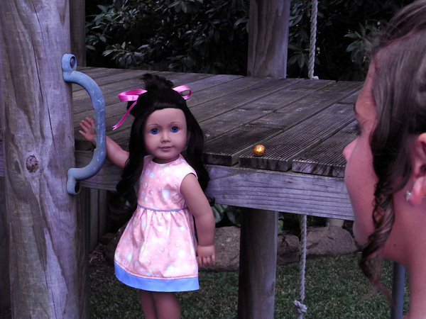 Rosies Doll Clothes Patterns Easter Outside American Girl Doll