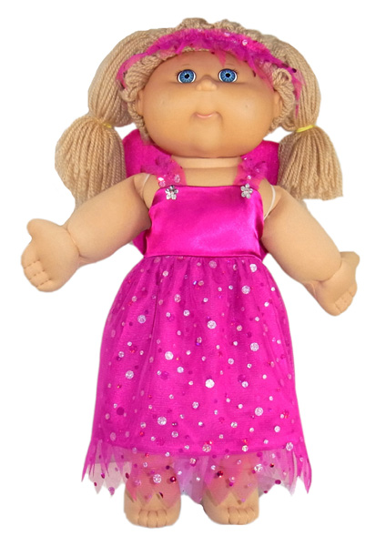 18 1/2 Inch Cabbage Patch Kids Doll Clothes Patterns Fairy Costume