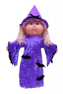 Cabbage Patch Kids Doll Clothes Patterns Witches Costume