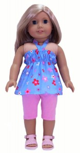 18 Inch American Girl Doll Clothes Patterns Tights Summer