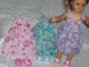 American Girl Doll Clothes Patterns Judy Testimonial