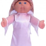 Cabbage Patch Kids Angel Costume Doll Clothes Patterns