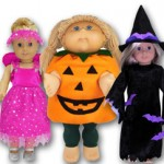 Halloween Doll Clothes Patterns