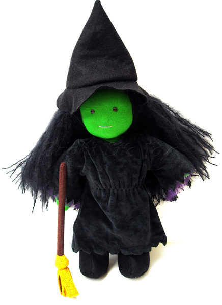 Witches Costume Doll Clothes Patterns Gail