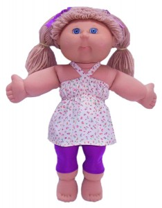 Cabbage Patch Kids Doll Clothes Patterns Tights