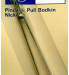 Bodkin for how to sew doll clothes