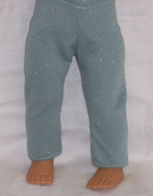 American Girl Doll Clothes Patterns Long Pants Judy 1