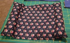 Pin cushion that Kayla made