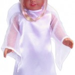 18 Inch American Girl Doll Clothes Patterns Angel Costume