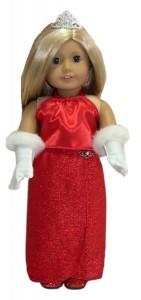 18 Inch American Girl Doll Clothes Patterns Long Sarong