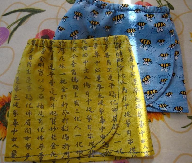 Sharon's sarong doll clothes