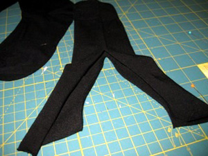 Peggy Doll Clothes socks 5