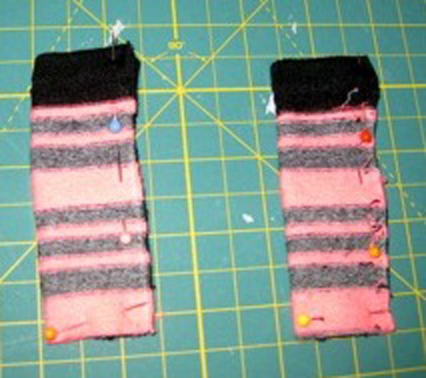 6.socks ready to sew