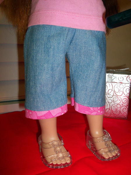Carpi Pants by Margaret Johnson