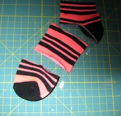 1. Ladies old sock