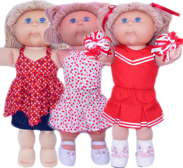 Cabbage Patch Kid Doll Clothes Patterns Bottoms
