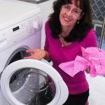 Rosie washing fabric
