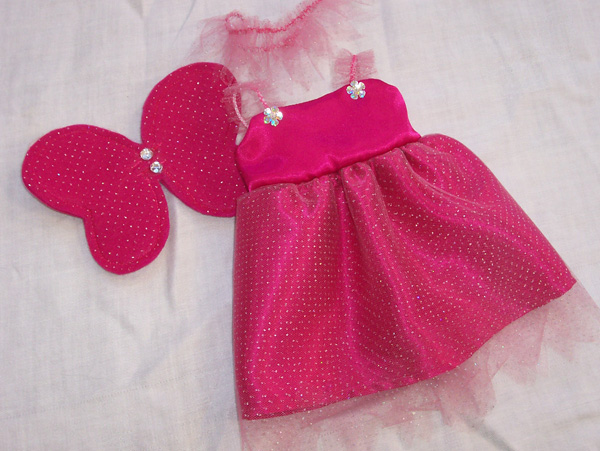 American Girl Doll Clothes Patterns Fairy Costume Judy