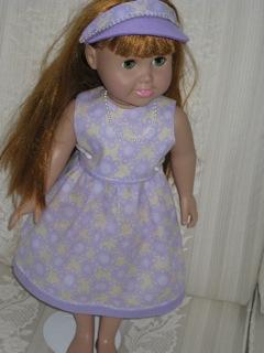 Peggy Summer Dress