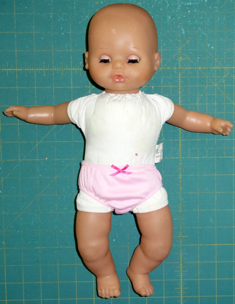 15 inch doll underpants