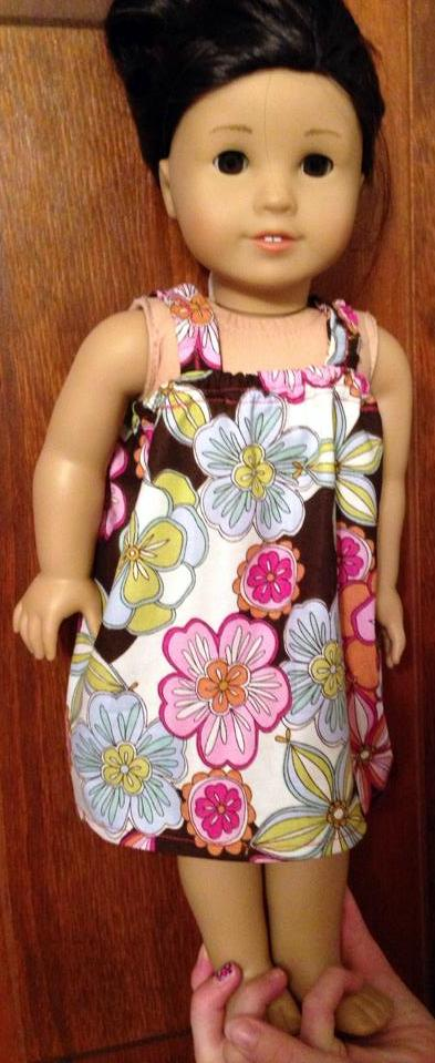 sachas daughter summer nightie