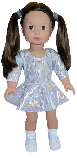 American Girl Doll Clothes Patterns Ballerina Skirt