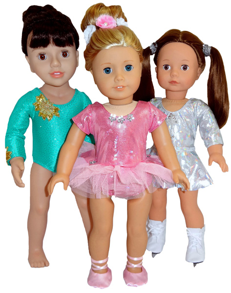 American Girl Doll Clothes Pattern Ballerina