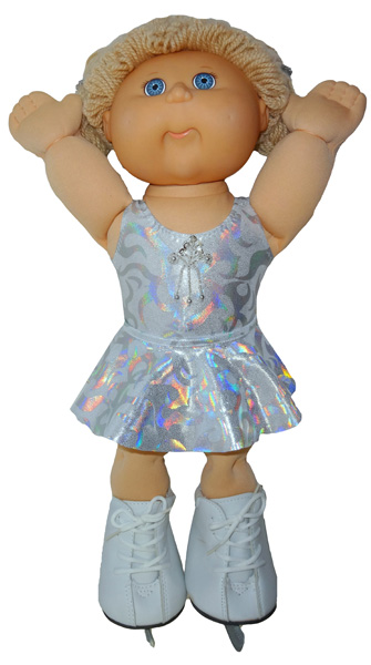 Cabbage Patch Kids Ballerina Skirt Doll Clothes Patterns