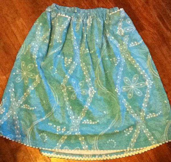 Amy's Skirt