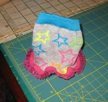 4. sock top