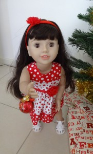 Australian Girl Doll Christmas 2014