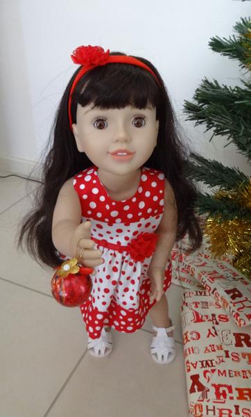 Australian Girl Doll Christmas 2014