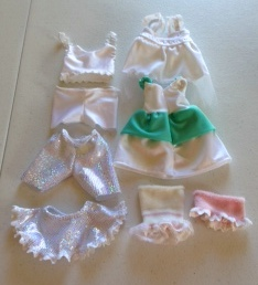 Combination of Doll Clothes