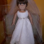 Mary Bonam Wedding Dress