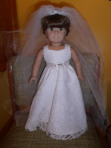 Mary Bonam Wedding Dress