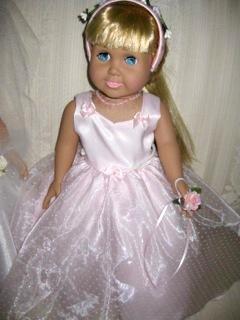 bridesmaid - peggy