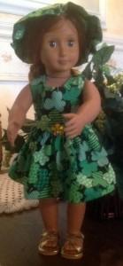 Pinafore dress modified betty ann orman