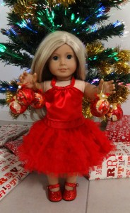 American Girl Doll Christmas 2014