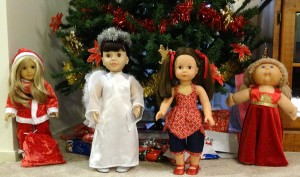 Rosies doll clothes patterns Christmas all dolls
