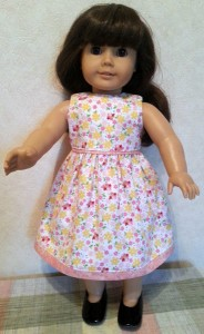 Summer Dress by Annmary