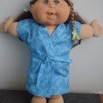 Barbara Hill Cabbage Patch Lexus Dressing Gown