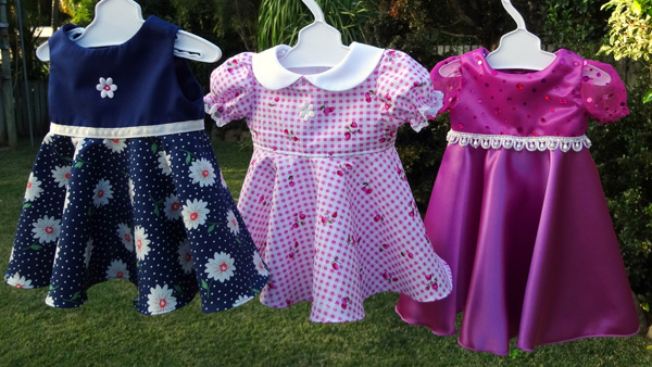Cabbage Patch Kids Doll Clothes Pattern 60s Dress On Line Rosies Awesome Kids Clothes Patterns