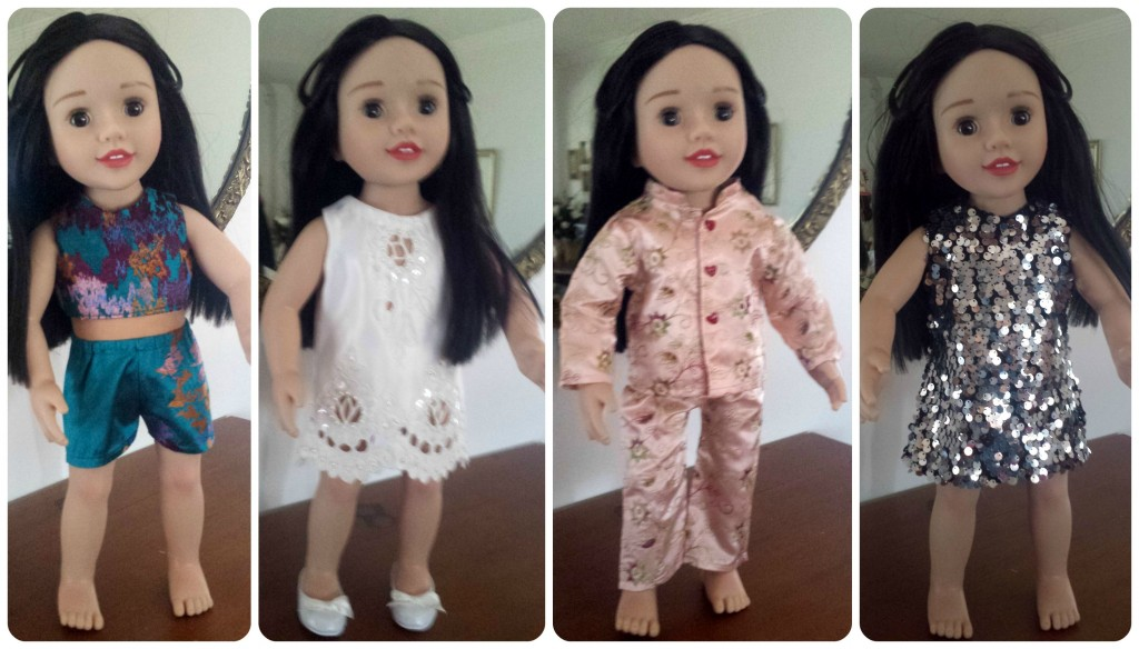 Alicia Doll Clothes