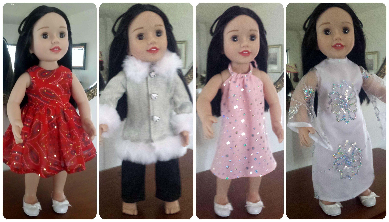 Noelene Doll Clothes