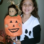Jean Smith Pumpkin Costume American Girl doll clothes pattern