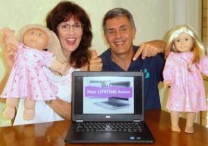 Celebrating Lifetime Access