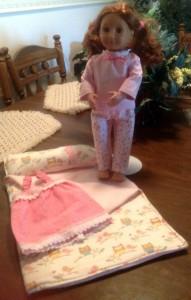 Betty Ann summer nightie pattern