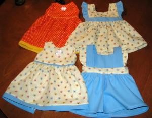 Dresses Bundle Patterns
