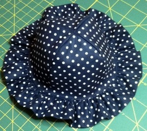 Finished Hat pattern